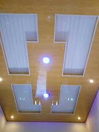 plafon pvc metro