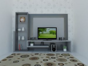 background tv