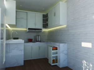 jual kitchenset lampung