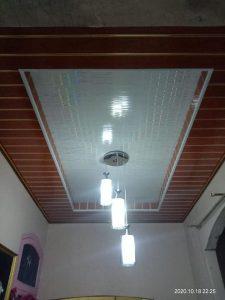 JASA PASANG PLAFON PVC BANDAR LAMPUNG TERMURAH