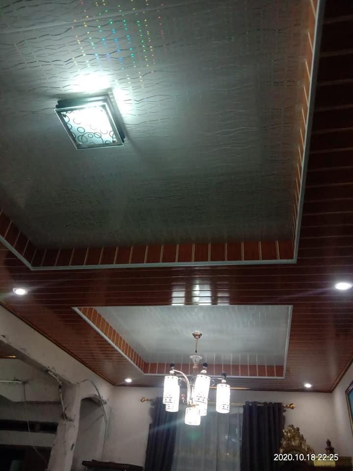JASA PASANG PLAFON PVC di pesawaran