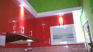 kitchen set lampung