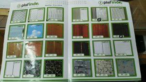 Harga Plafon PVC Per Dus di bandar Lampung