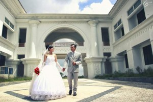 jasa photo pra wedding out door di bandar lampung